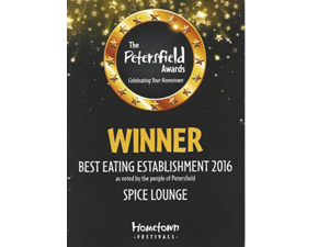 Spice Lounge Petersfield - Restaurants Petersfield - Authentic Indian Cuisine Hampshire - Free Local Delivery - Takeaway Menu - Set Menu - Weekly Offers